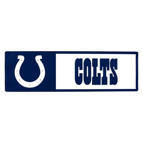 b33bd5b1 NFL Indianapolis Colts Outdoor Step Decal