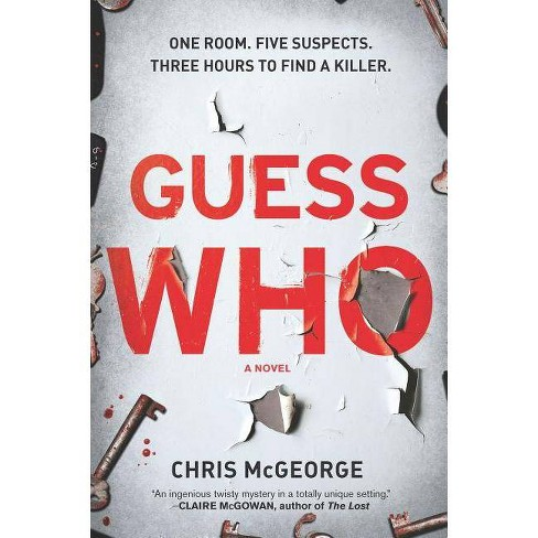 Guess Who - by  Chris McGeorge (Paperback) - image 1 of 1