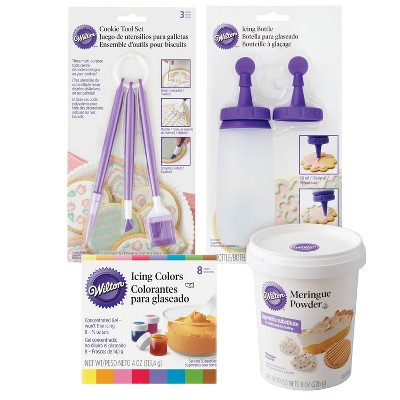 Wilton 15pc Cookie Decorating Kit