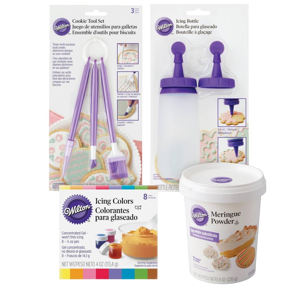 Wilton 15pc Cookie Decorating Kit