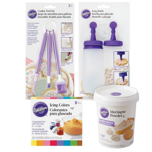 Wilton 15pc Cookie Decorating Kit - image 1 of 4