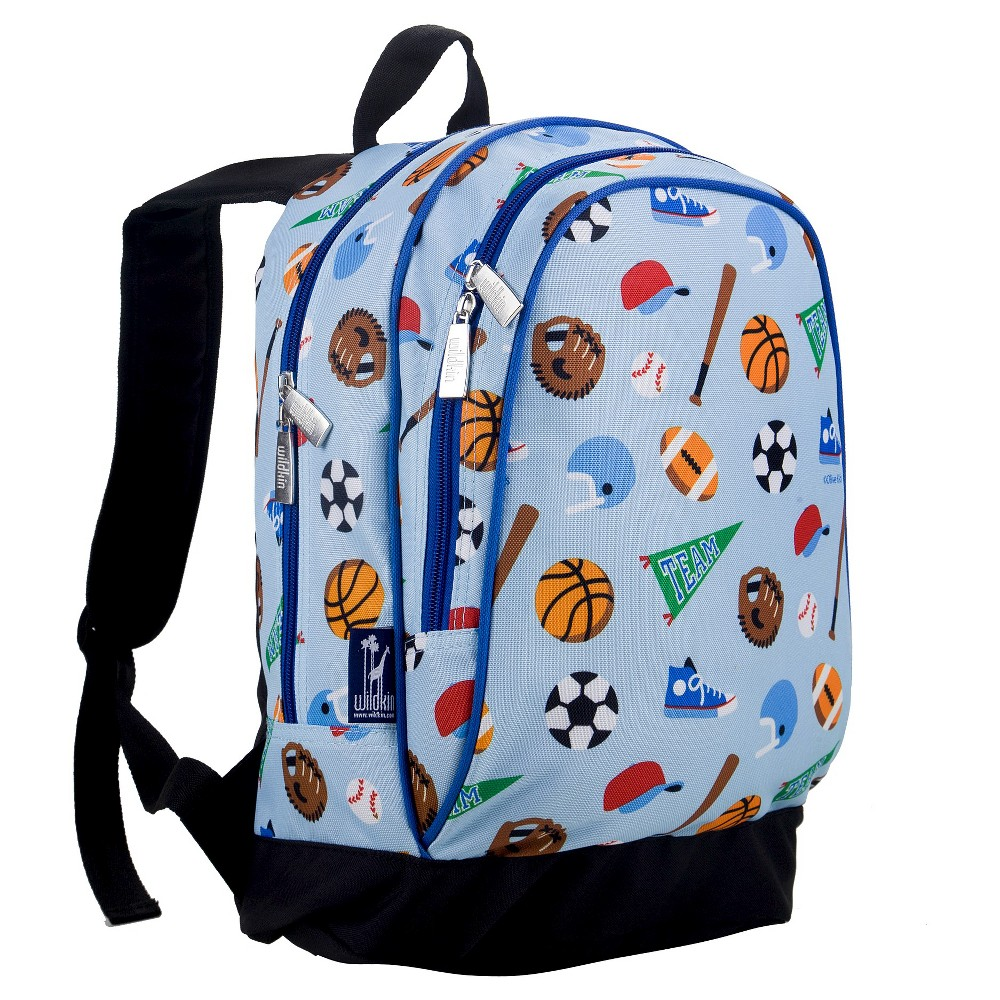 Wildkin Olive Game On Sidekick Kids' Backpack