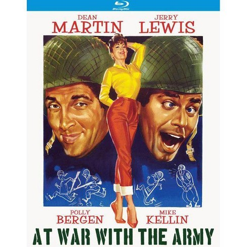 At War with the Army (Blu-ray) - image 1 of 1