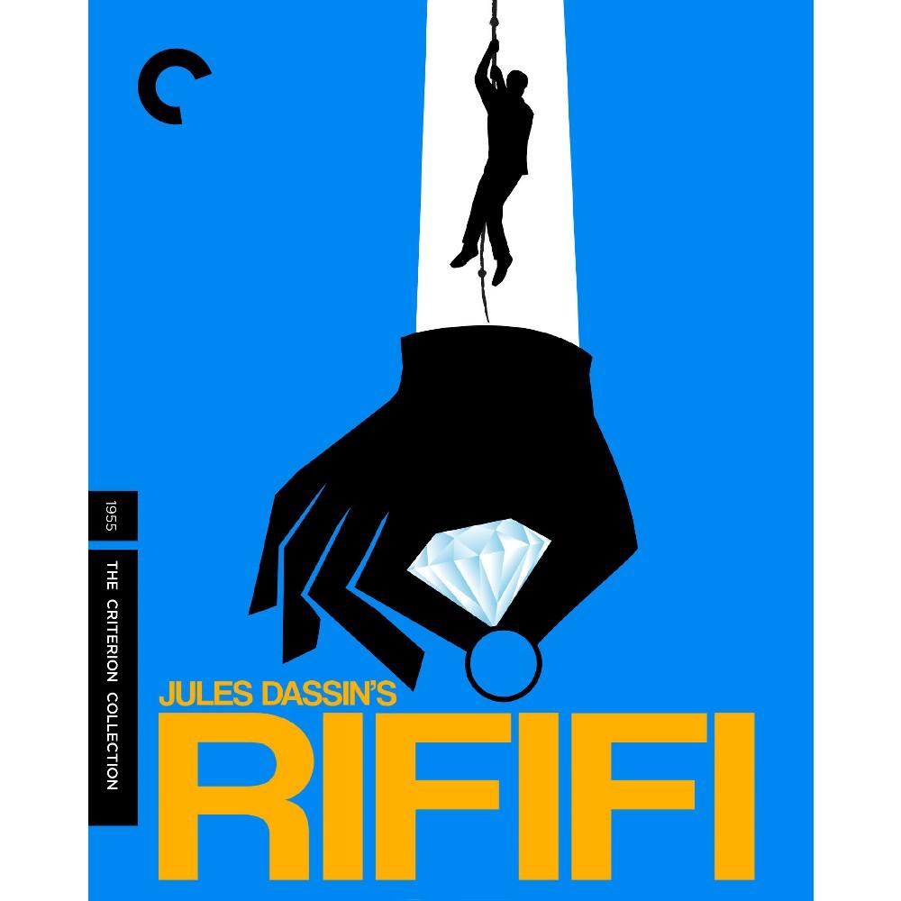 Rififi (Blu-ray), Movies