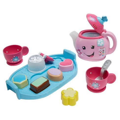 Fisher-Price Laugh and Learn Sweet Manners Tea Set - image 1 of 4