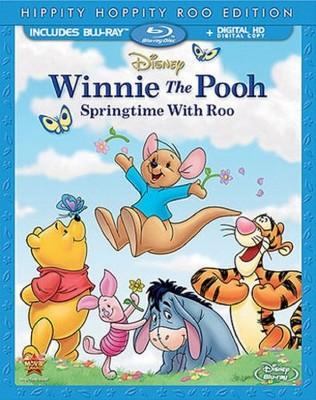 Winnie the Pooh: Springtime with Roo [Blu-ray]