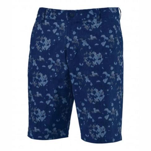 Men's Puma Dassler Camo Shorts - image 1 of 1