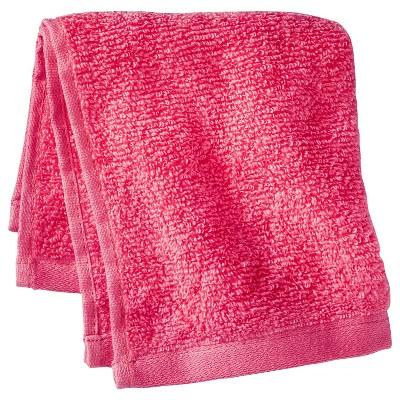 Fast Dry Washcloth Ultra Coral - Room Essentials™
