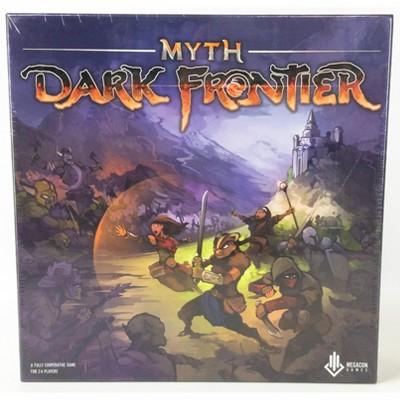 Dark Frontier Board Game