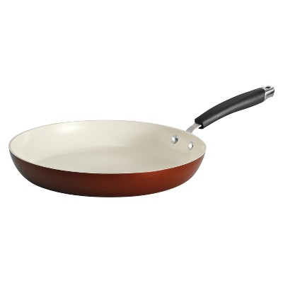 "Tramontina Style Ceramica 12"" Aluminum Fry Pan - Metallic Copper"