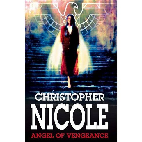 Angel of Vengeance - (Angel (Severn House)) by  Christopher Nicole (Hardcover) - image 1 of 1