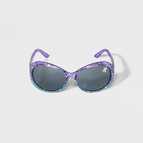 Girls' Frozen Sunglasses - Purple/Blue