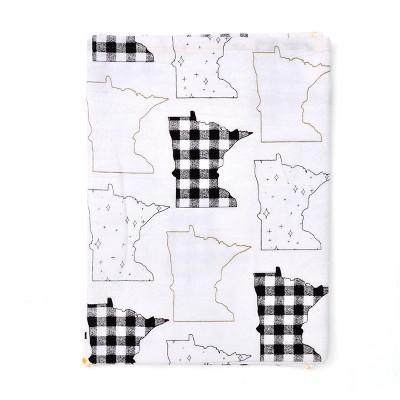 MN Kitchen Towel White 9.25 x7.25  - Mara Mi