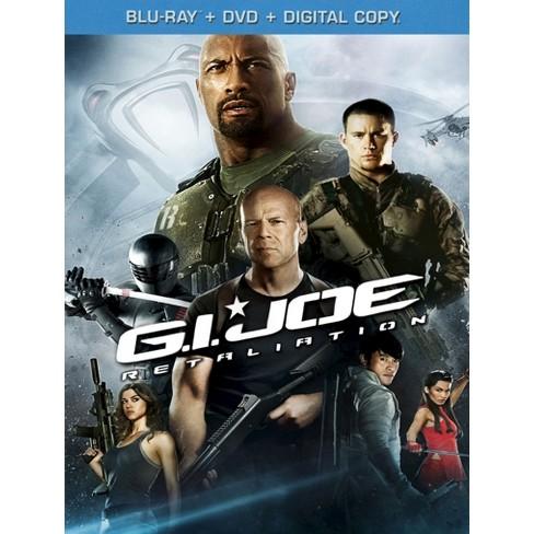 G.I. Joe: Retaliation (2 Discs) (Includes Digital Copy) (UltraViolet) (Blu-ray/DVD) - image 1 of 1