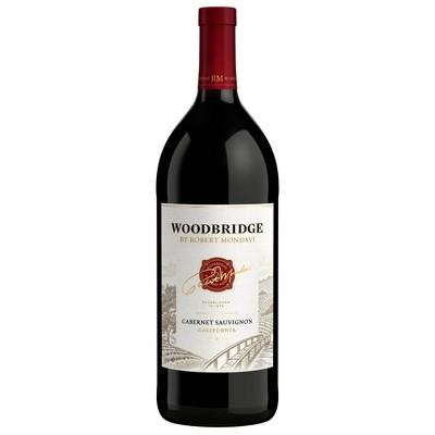 Woodbridge by Robert Mondavi Cabernet Sauvignon Red Wine - 1.5L Bottle