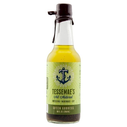 Tessemae's All Natural Green Goddess Dressing 10oz - image 1 of 1