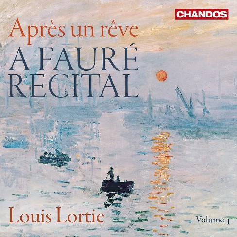 Louis Lortie - Faure Recital:Vol 1 (CD) - image 1 of 1