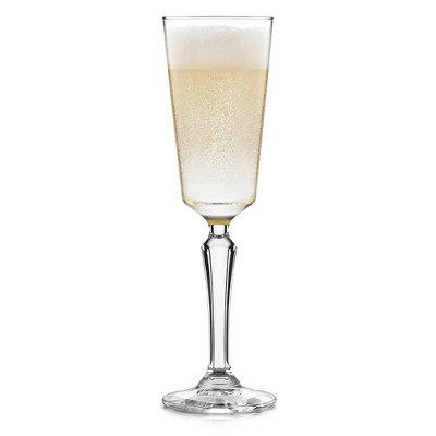 Libbey Capone Champagne Flutes 5.9oz - Set of 4