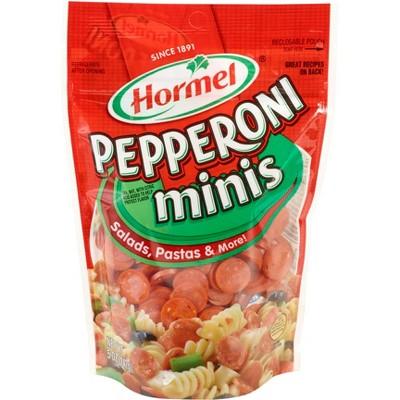 Hormel Mini Pepperoni - 5oz