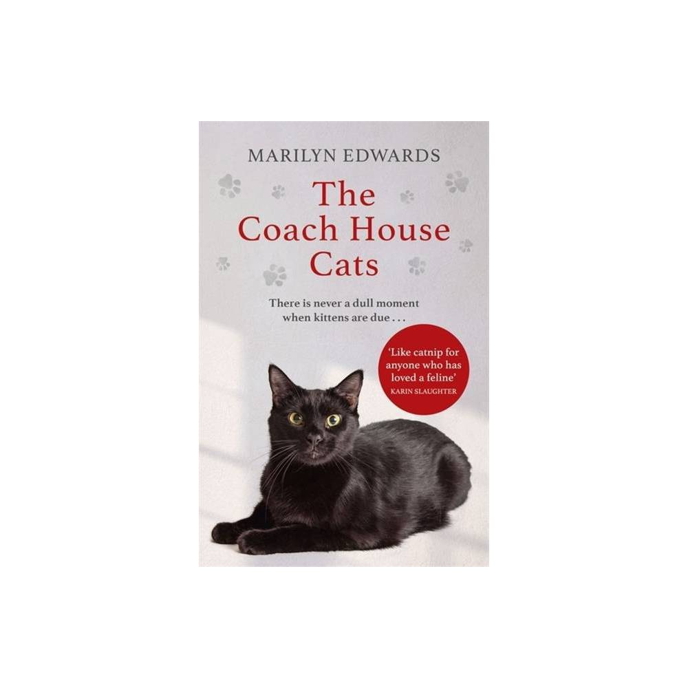 The Coach House Cats By Marilyn Edwards Paperback