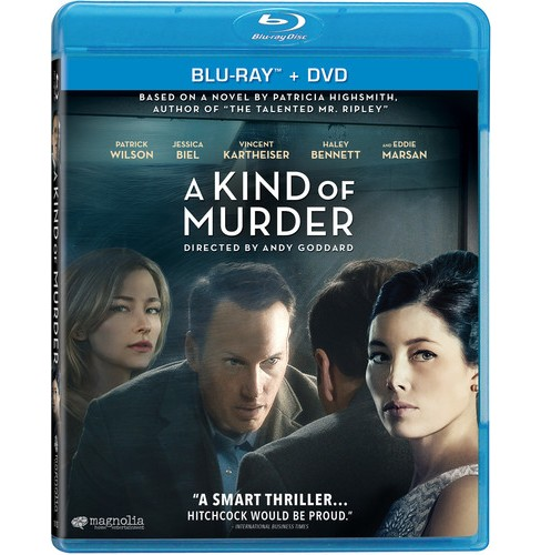 Kind Of Murder (Bd/Dvd Combo) (Blu-ray) - image 1 of 1