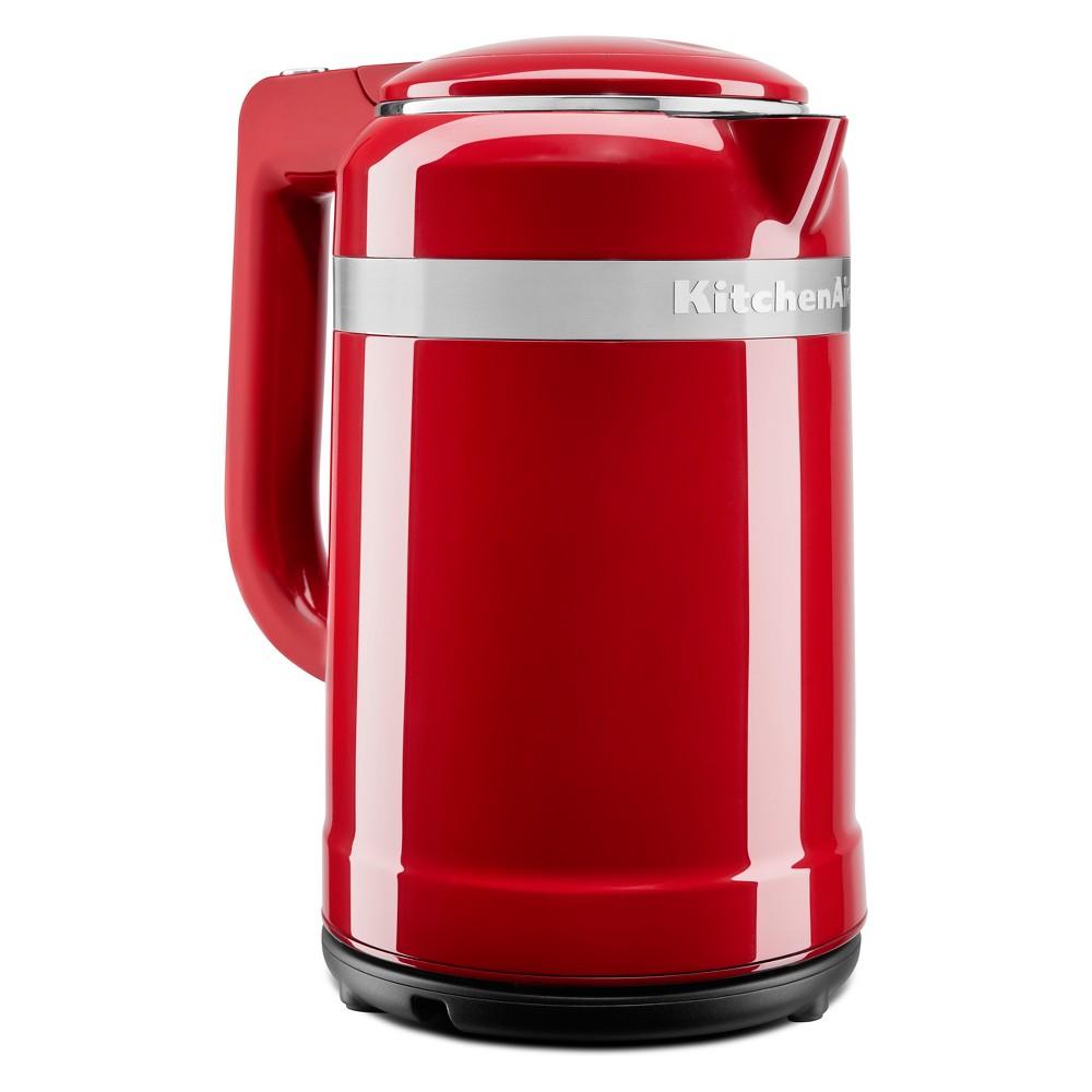 KitchenAid 1.5L Electric Kettle Empire Red – KEK1565ER 53751639