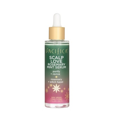 Pacifica Rosemary Split End and Scalp Treatment Serum - 2 fl oz