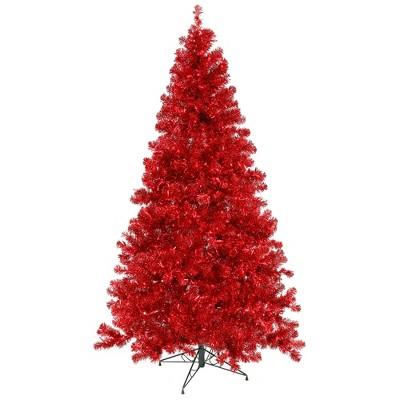 Vickerman Red Series Artificial Christmas Tree
