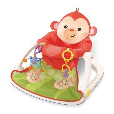 Fisher-Price Sit-Me-Up Floor Seat - Monkey