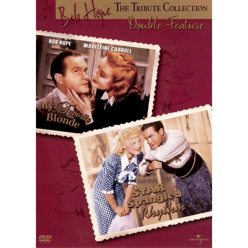 My Favorite Blonde/Star Spangled Rhyt (Dvd)