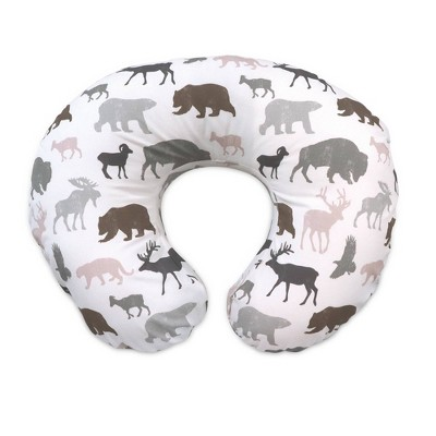 Boppy Original Feeding and Infant Support Pillow - Neutral Wildlife