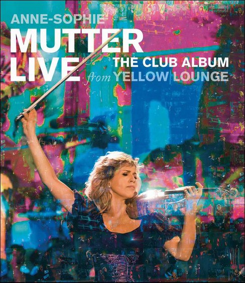 Club Album:Live From Yellow Lounge (Blu-ray) - image 1 of 1