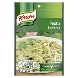 Knorr Pasta Sauce Mix Pesto - 0.5oz