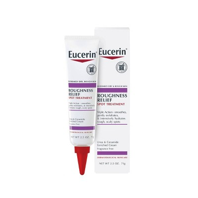 Hand Lotion & Cream: Eucerin Roughness Relief Spot Treatment