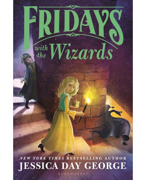 Fridays With the Wizards (Reprint) (Paperback) (Jessica Day George) - image 1 of 1
