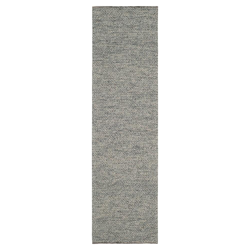 Camel/Gray Abstract Tufted Runner - (2'3X8') - Safavieh