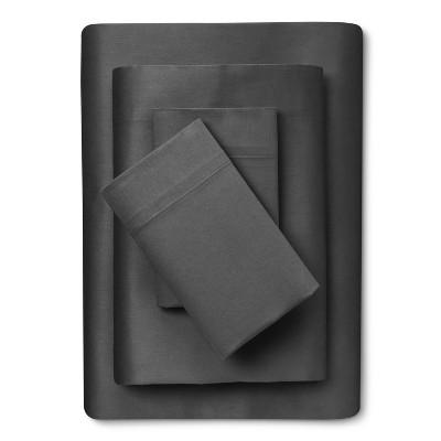 100% Cotton Sheet Set (King)Gray - Room Essentials™