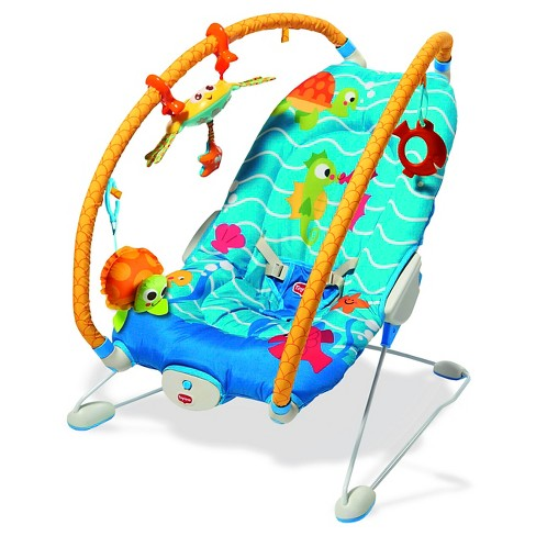 Tiny Love Gymini Bouncer Under the Sea - image 1 of 8
