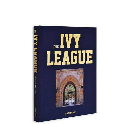 The Ivy League - (Trade) by  Daniel Cappello (Hardcover) - image 1 of 1