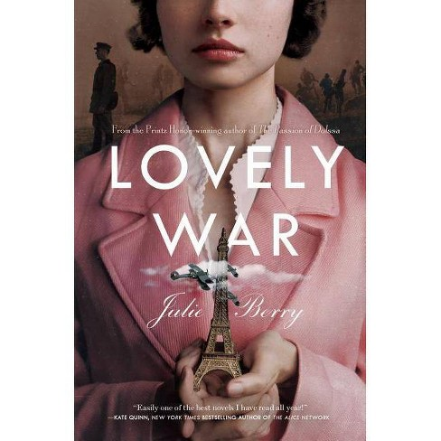 Lovely War - by  Julie Berry (Hardcover) - image 1 of 1