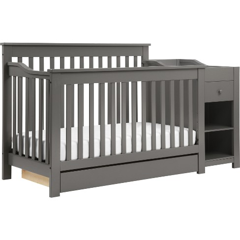 DaVinci Piedmont 4-in-1 Crib and Changer Combo - image 1 of 8