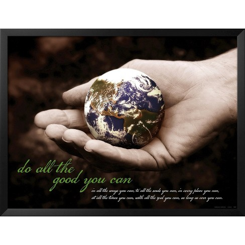 Art.com - Do All The Good You Can - image 1 of 2