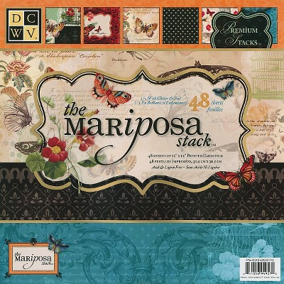 Die Cuts With A View Scrapbooking Cardstock Pack