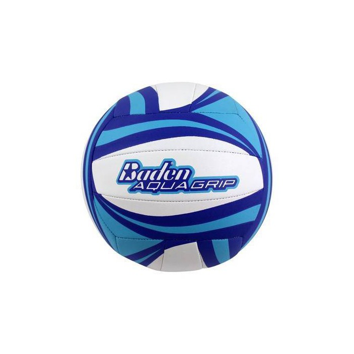 Baden Aqua Grip Volleyball - Blue/White - image 1 of 3
