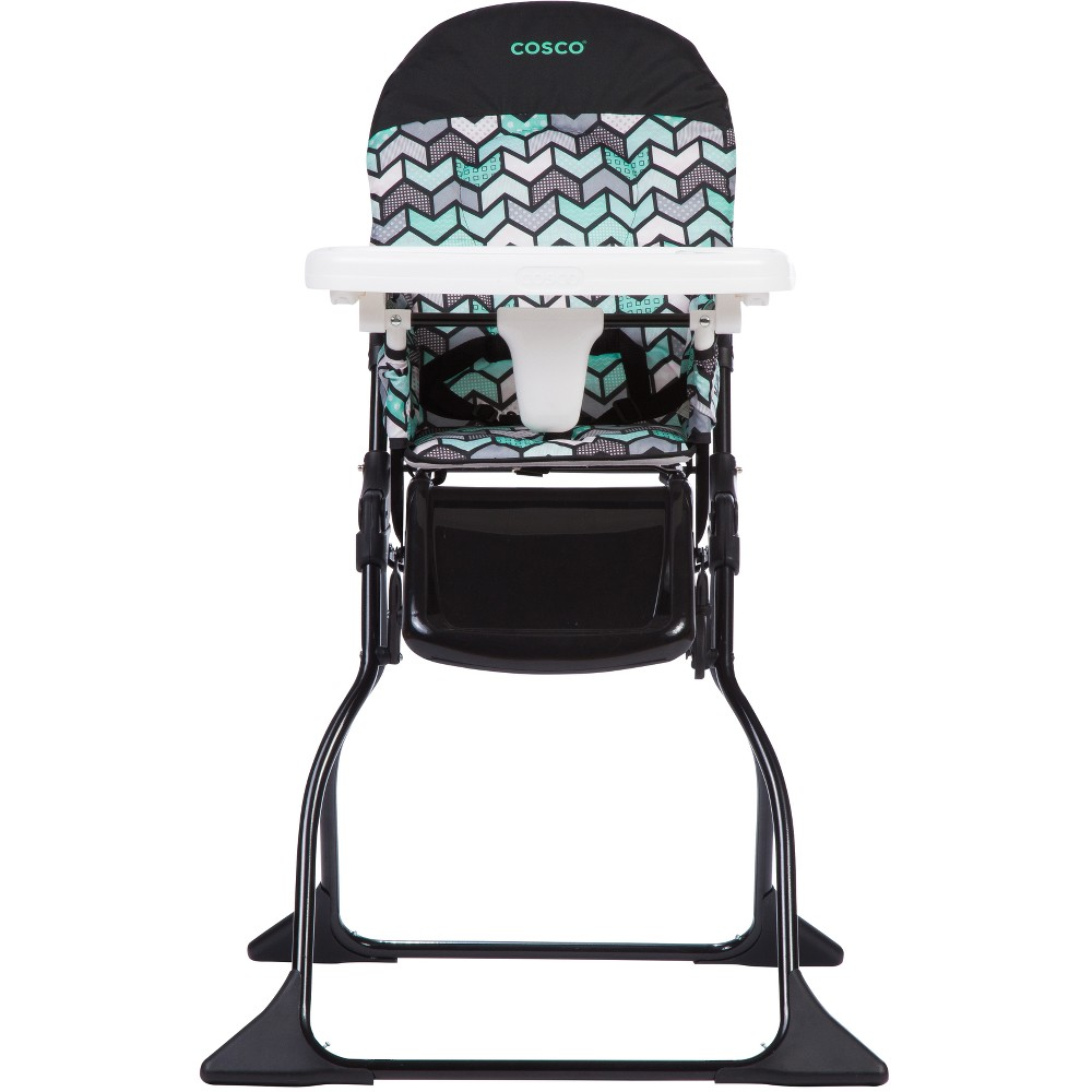 Image of Cosco Simple Fold High Chair - Spritz