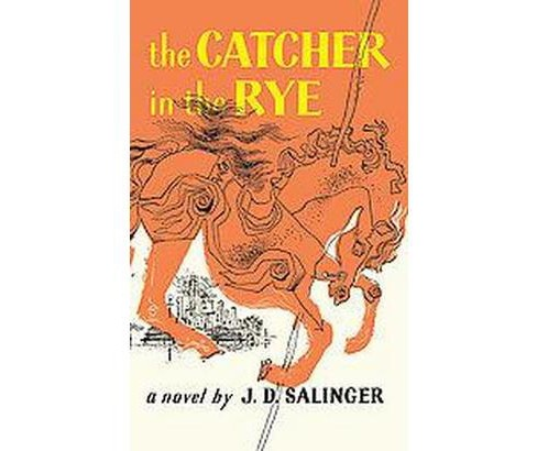 The Catcher In The Rye By Jd Salinger Target