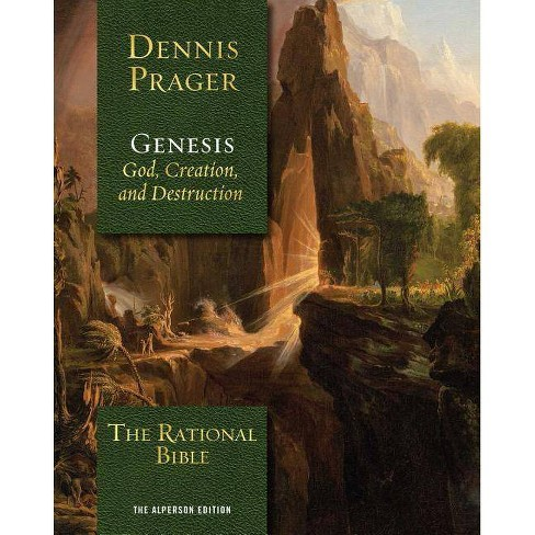 The Rational Bible: Genesis - by  Dennis Prager (Hardcover) - image 1 of 1