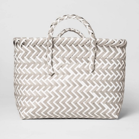 Small Rectangle Storage Basket - Room Essentials™ - image 1 of 4