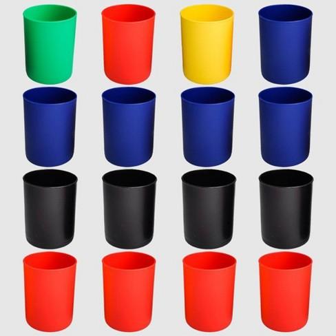 16ct Plastic Storage Cups - Bullseye's Playground™ - image 1 of 7