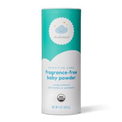 Baby Powder Fragrance Free - 2.2oz - Cloud Island™